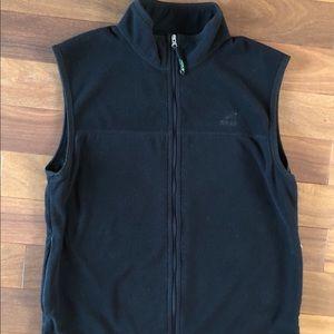 Eastern Mountain Sports Black Fleece Vest